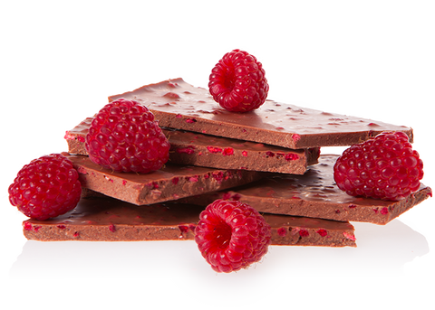 Organic Raspberry Milk Chocolate