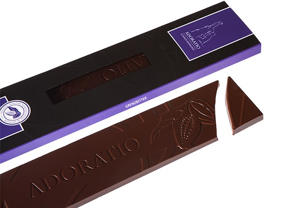 Artisan Dark Chocolate 100%-Chocolate & More Delights