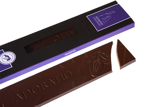Artisan Organic Dark Chocolate 100%-Organic Chocolate Bar-Chocolate & More Delights