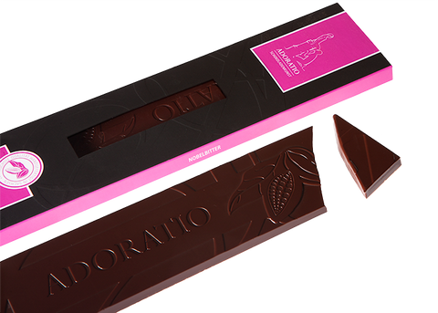 Organic Dark Chocolate 85%, Grand Cru Chocolate Bar
