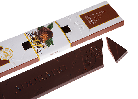 Organic Dark Chocolate 50% Chocolate Bar