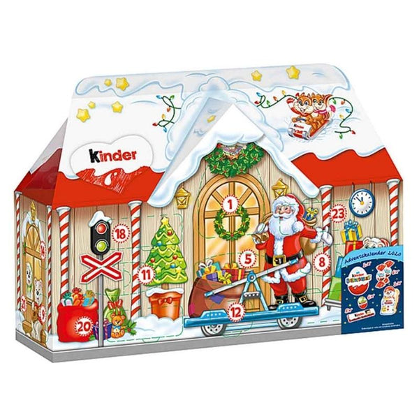 Advent Calendar - Kinder Mix Cottage - Chocolate & More Delights
