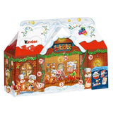 Advent Calendar - Kinder Mix Cottage Brown - Chocolate & More Delights