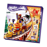 Advent Calendar - Milka Christmas Friends Snowman - Chocolate & More Delights