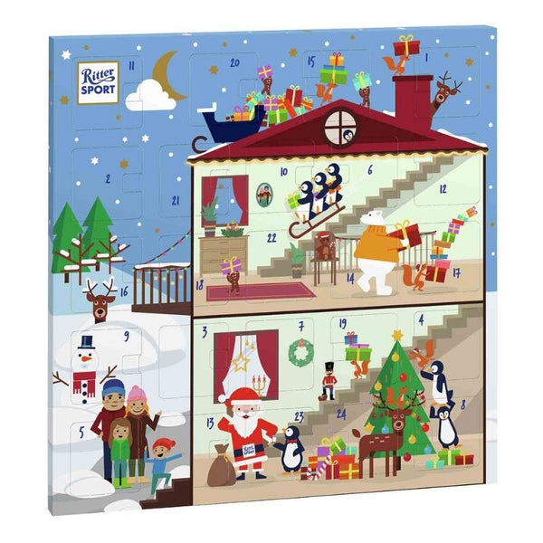 Advent Calendar - Ritter Sport - Chocolate & More Delights