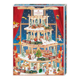 Advent Calendar Niederegger Marzipan Pyramide - Chocolate & More Delights