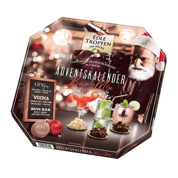 Advent Calendar Trumpf Liquor Filled Chocolates Bar Mix - Chocolate & More Delights
