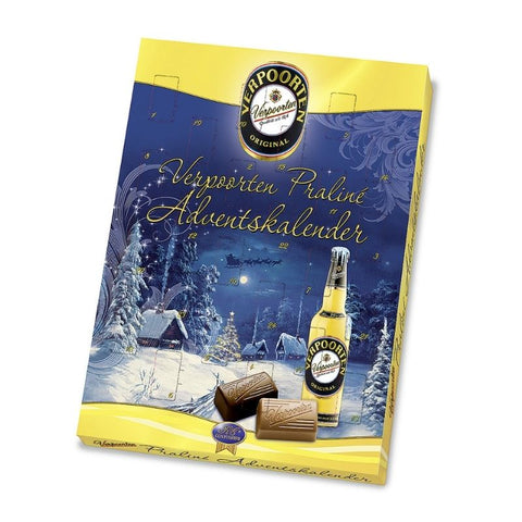 Advent Calendar Verpoorten Winter Pralines - Chocolate & More Delights