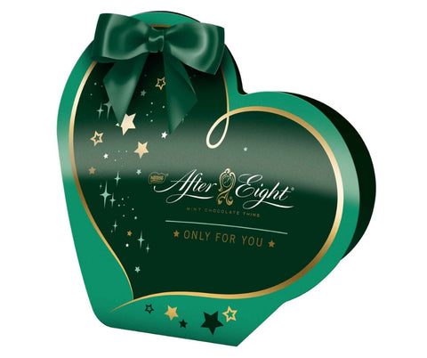 After Eight Heart - Chocolate & More Delights