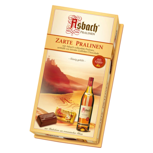 Asbach Brandy Pralines - Chocolate & More Delights