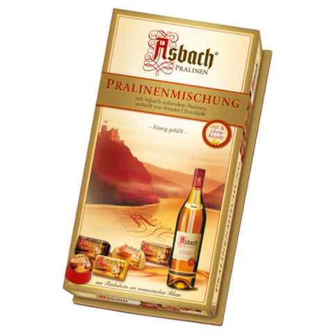 Asbach Brandy Pralines Variety - Chocolate & More Delights
