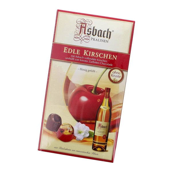 Asbach Liquor Filled Chocolate Pralines Cherry Brandy - Chocolate & More Delights