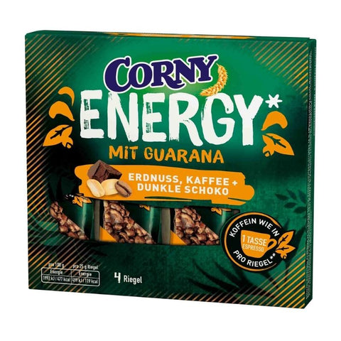 Corny Energy Bar Guarana & Peanuts