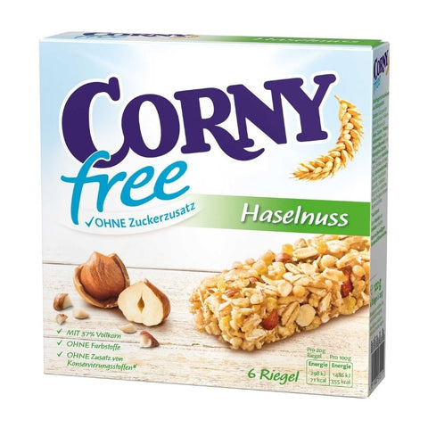 Corny Snack Bar Hazelnut Sugar Free - Chocolate & More Delights