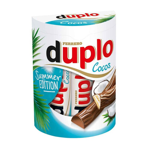 Duplo Coconut - Chocolate & More Delights