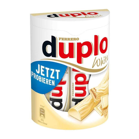 Duplo White Chocolate - Chocolate & More Delights