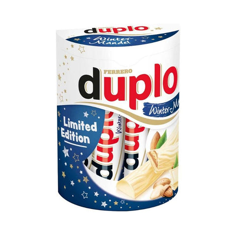 Duplo Winter Almond - Chocolate & More Delights