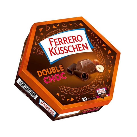 Ferrero Kisses Double Choc - Chocolate & More Delights