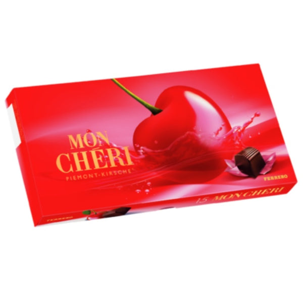 Ferrero Mon Cheri - Chocolate & More Delights