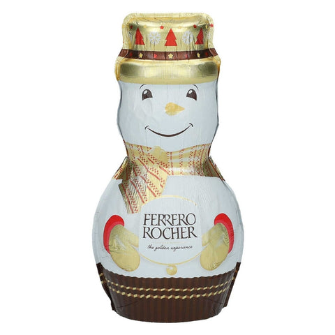 Ferrero Rocher Snowman - Chocolate & More Delights