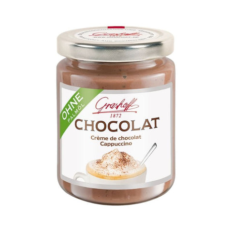 Grashoff Chocolate Cappuccino - Chocolate & More Delights