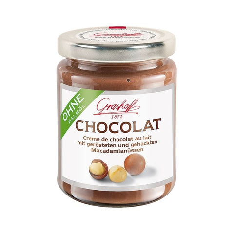 Grashoff Chocolate Macadamia Nuts - Chocolate & More Delights