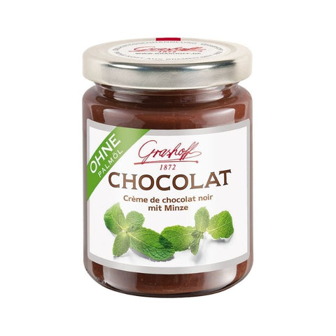 Grashoff Dark Chocolate & Mint - Chocolate & More Delights