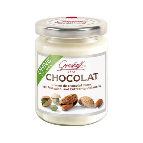 Grashoff White Chocolate Pistachios - Chocolate & More Deights
