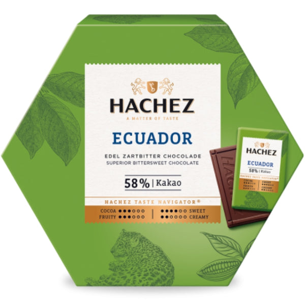 Hachez Single Origin Chocolate Minis Ecuador - Chocolate & More Delights