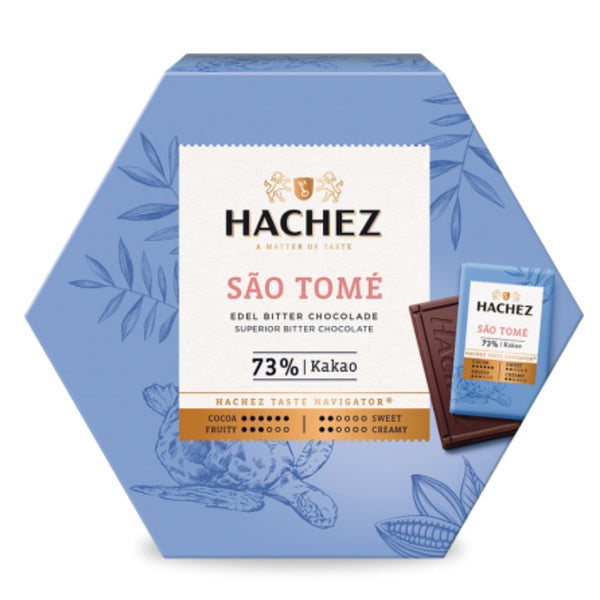 Hachez Single Origin Chocolate Minis Sao Tome - Chocolate & More Delights