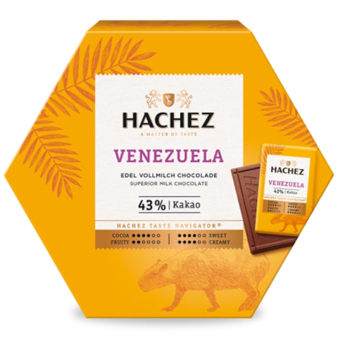 Hachez Single Origin Chocolate Minis Venezuela - Chocolate & More Delights