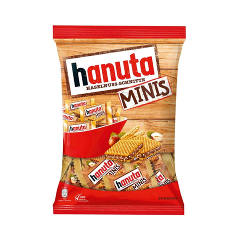 Hanuta Minis - Chocolate & More Delights