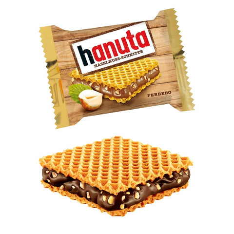 Hanuta - Chocolate & More Delights