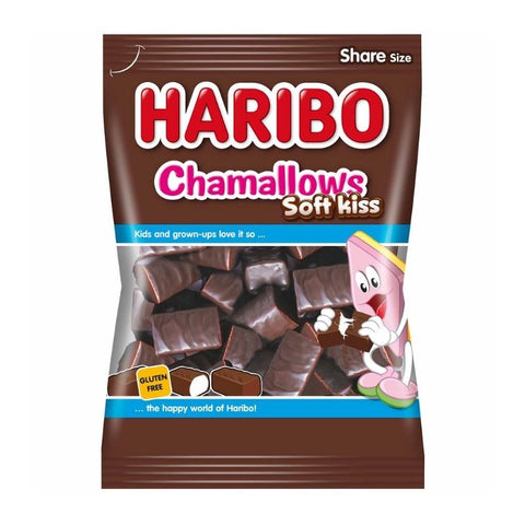 Haribo Chamallows Chocolate - Chocolate & More Delights