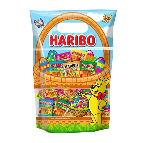 Haribo Easter Basket - Chocolate & More Delights