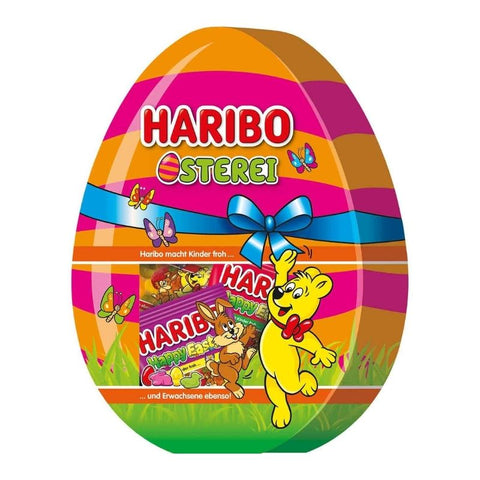 Haribo Easter Egg Pink - Chocolate & More Delights