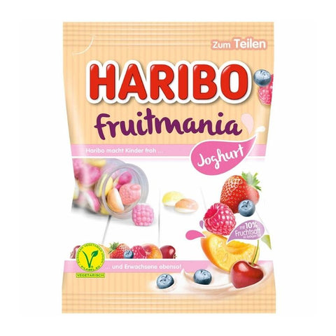 Haribo Fruitmania - Chocolate & More Delights