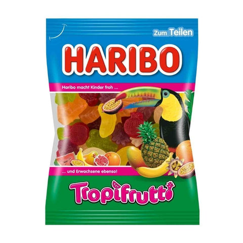 Haribo Tropifrutti - Chocolate & More Delights