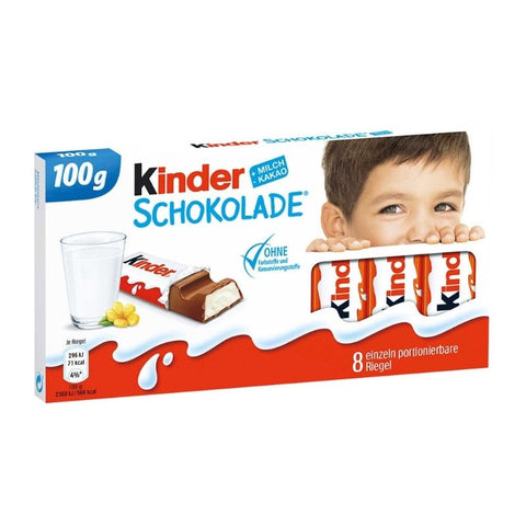 Kinder Chocolate Bar - Chocolate & More Delights
