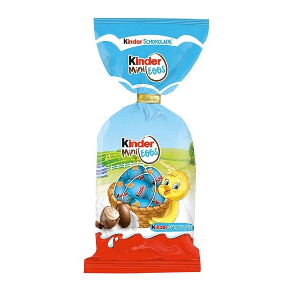 Kinder Easter Eggs Chocolate
