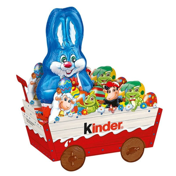 KInder Mix Easter Cart - Chocolate & More Delights