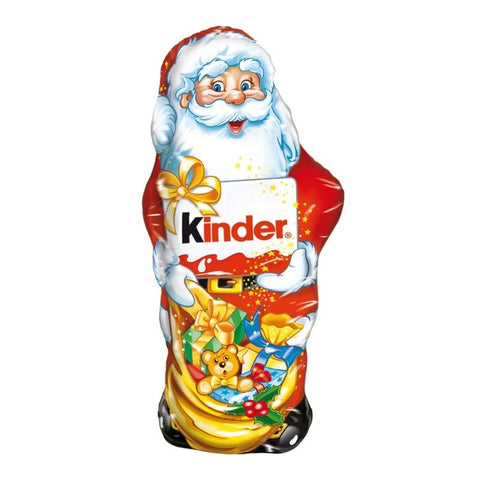 Kinder Chocolate Santa Claus - Chocolate & More Delights