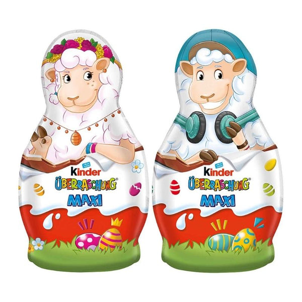 Kinder Surprise Easter Figures Maxi - Chocolate & More Delights