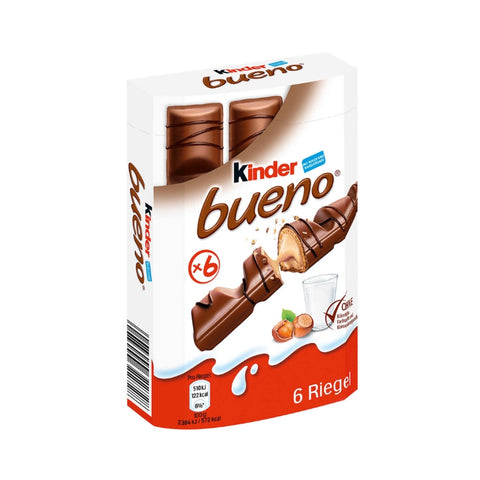 Kinder Bueno - Chocolate & More Delights