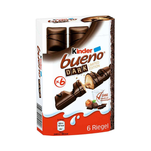 Kinder Bueno Dark- Chocolate & More Delights