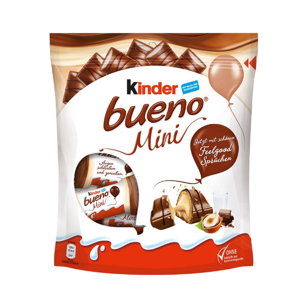 Kinder Bueno Minis - Chocolate & More Delights