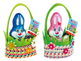 Kinder Chocolate Easter Bunny With Surprise Egg in Easter Basket - Chocolate & More Delights