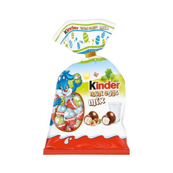 Kinder Chocolate Easter Eggs Mix - Chocolate & More Delights