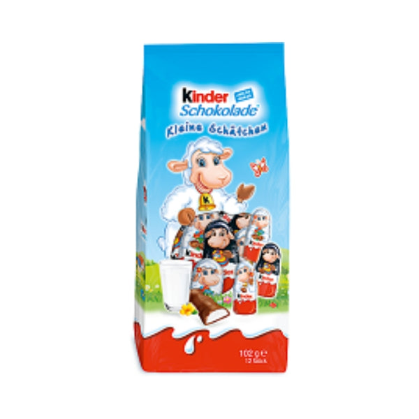 Kinder Chocolate Funny Figures - Chocolate & More Delights