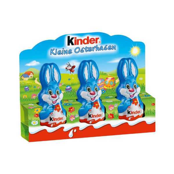 Kinder Easter Bunny Trio - Chocolate & More Delights